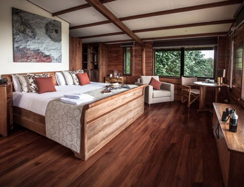 Luxury and 5 Star Hotels in Galapagos